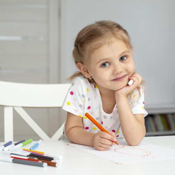 etapas del dibujo infantil