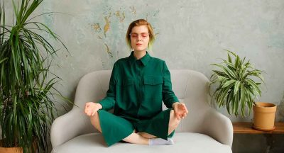 Respiración diafragmática. Respirar para calmar la ansiedad.